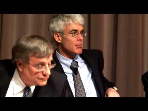 Uncharted Territory: Panel on the Economic Crisis