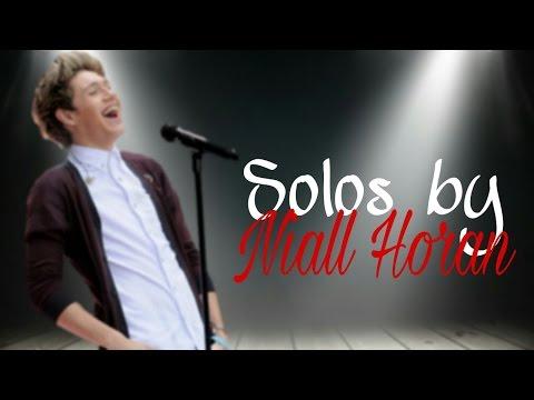Niall Horan Solos // 2011 - 2016 (Music evolution)