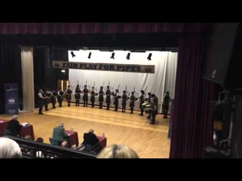 Portree High School PB - Winning Debut Competition 2016