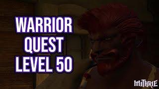 FFXIV Heavensward 3.0 0765 Warrior Quest Level 50