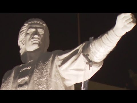 Columbus State Community College to remove Christopher Columbus statue