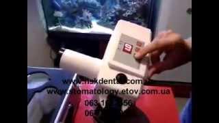 BLX 8, портативный рентген аппарат стоматологический, дентальный рентген аппарат(, 2014-09-18T11:25:35.000Z)