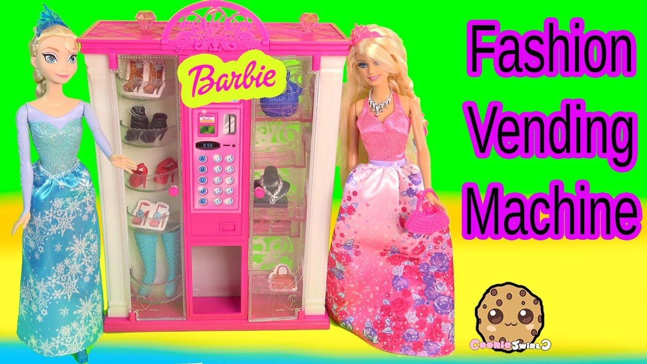 fashion vending machine