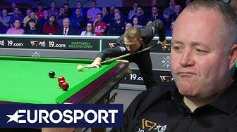 Is This Trump's Greatest Shot of All Time? | Snooker | Eurosport