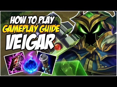 HOW TO PLAY VEIGAR - A Gameplay Guide | League of Legends