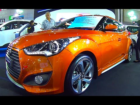 2016, 2017 Hyundai Veloster Turbo, Sky roof, Top Model video review