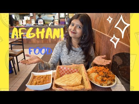 Bengali Food Review: Amazing Afghani Food In Toronto:  Bamiyan Kebab