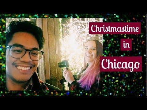 Christmas in Chicago   The Magnificent Mile