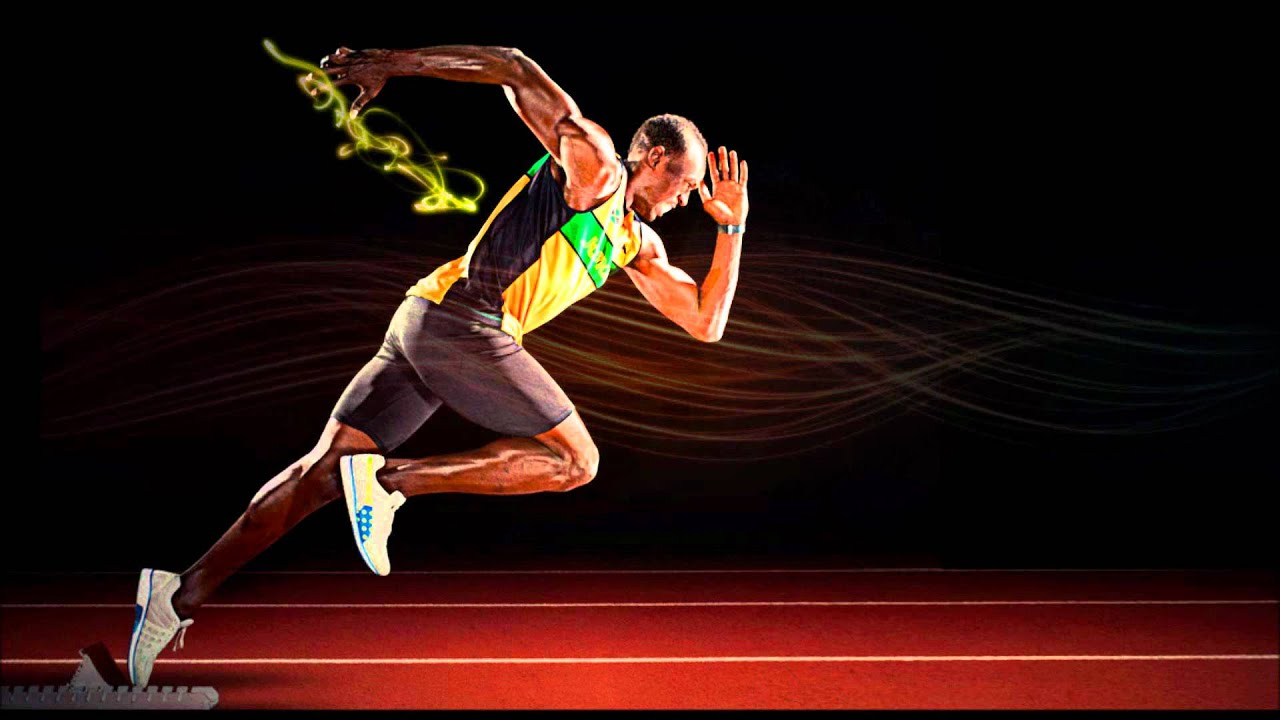 Usain Bolt Wallpaper - YouTube