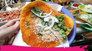 AUTHENTIC Guatemalan STREET FOOD Attractions Guatemala City, Guatemala