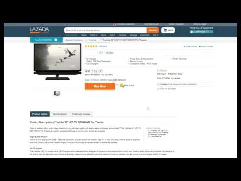 Lazada Vouchers - Learn How To Use A Lazada Voucher With Shopcoupons.my