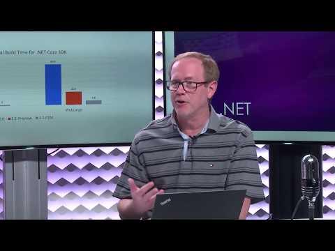 .NET Core Roadmap 2.1 Part 1