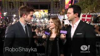 'Breaking Dawn' premiere  Yahoo!