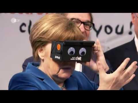 Nach Trump: AfD-Erdrutsch-Wahlsieg bei der Bundestagswahl 2017! - Die Anstalt (6.12.2016)