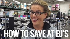COUPONING AT BJ'S: HOW TO SAVE MONEY AT BJ'S WHOLESALE CLUB!