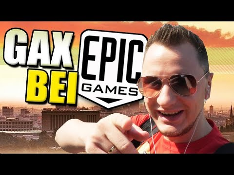 VLOG: Fortnite & Sightseeing im Epic Games HQ Berlin ...