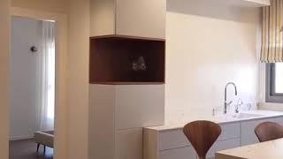 דירה 6 חדרים שהפכנו ל-4 חדרים - מיטל צימבר איכות עיצובים