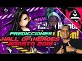 Summoners War Predicciones Hall Of Heroes Agosto2018 HoH DARK mp3