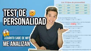 MI PERSONALIDAD (TEST) - Pablo Agustin