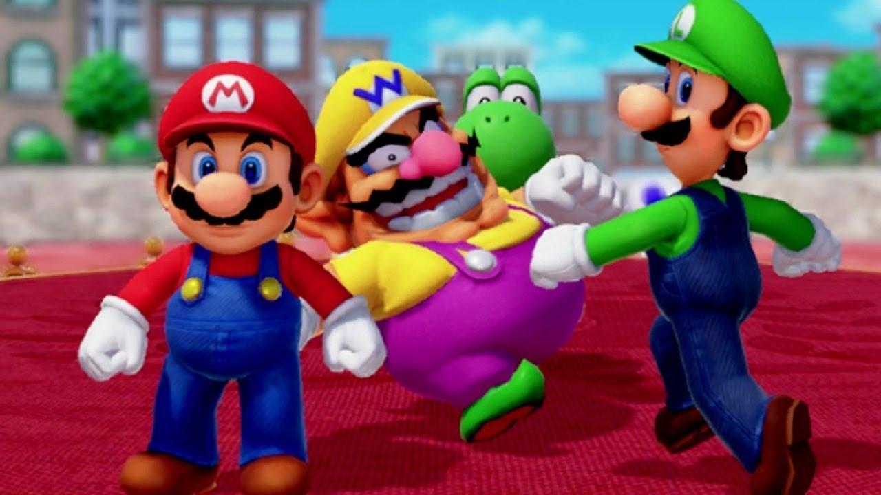 Super Mario Party - Megafruit Paradise (Mario Party Mode)