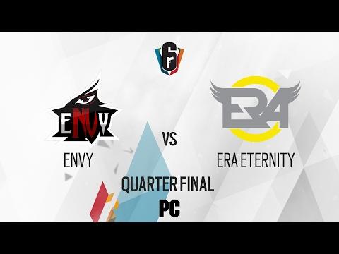 Six Invitational - PC Quarter Finals - Envy Vs. ERa Eternity