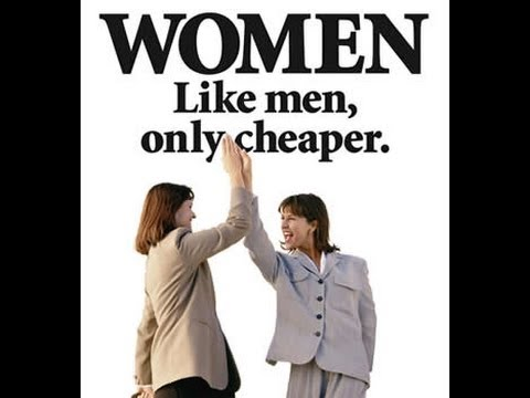 Equal Pay Day: Because women are prone to make stupid decisions