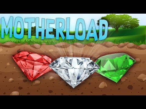 5000 FEET! - Finding The Rarest Of Gems! - Getting Gassy - Motherload Gameplay
