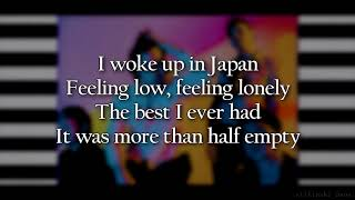 5 Seconds of Summer – Woke Up In Japan (Lyrics)