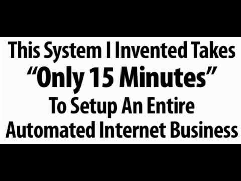 15 Min Automated Money Making Online System