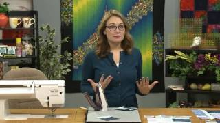 My First Quilt - Episode 208 Preview - Simple Quilt Patterns: Sea Glass