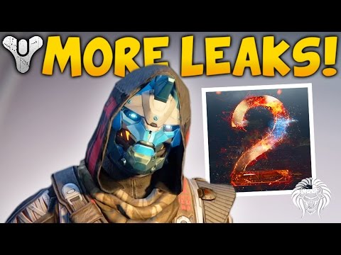 Destiny 2 News - MORE RETAIL LEAKS! Collectors Edition, Pre Order Bonus, Xbox Beta & PC Platform
