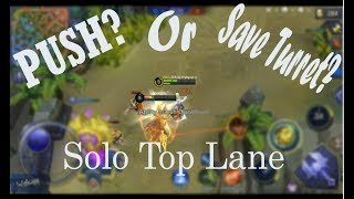 how to make play fanny solo lane gameplay pshyce - mobile legends