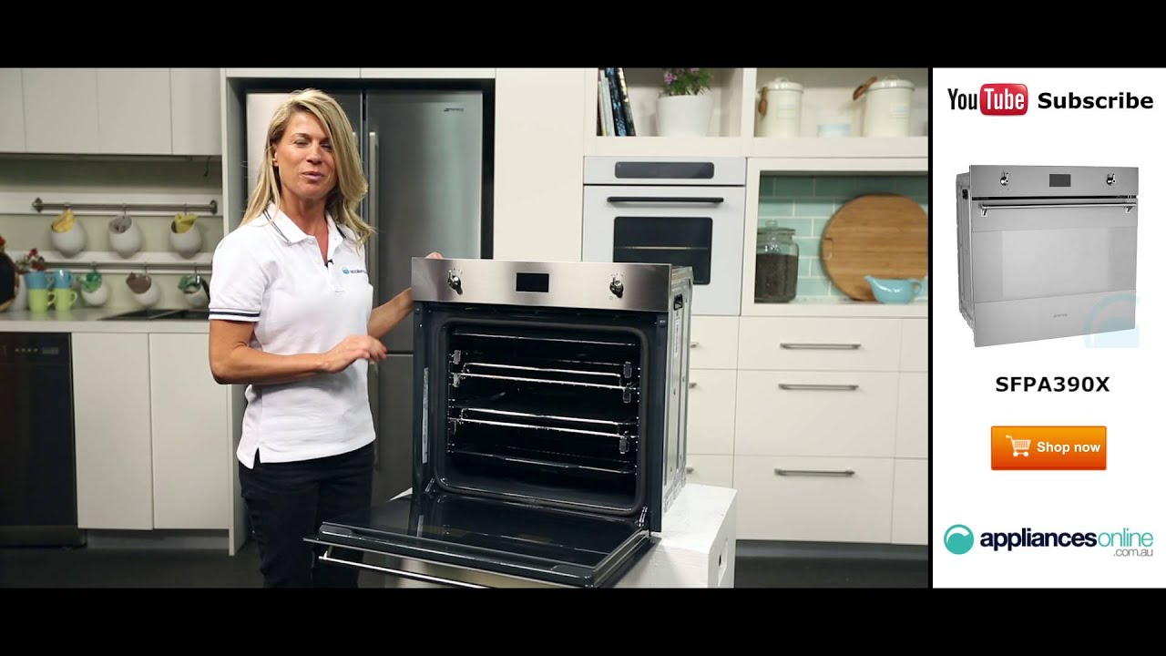 Uncategorized Smeg Kitchen Appliances Review 600mm 60cm smeg electric wall oven sfpa390x reviewed by expert appliances online