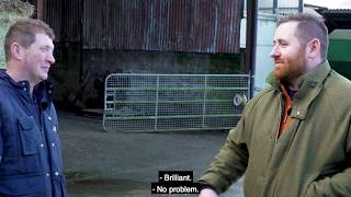 'George goes dairy farming': Part 3