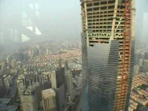 Megastructures Hong Kong - Shanghai
