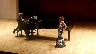 "Anna Tonna sings ""Habanera"" from Bizet's ""Carmen"" - 2019"