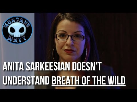 [Gaming] Anita Sarkeesian doesn't understand BREATH OF THE WILD