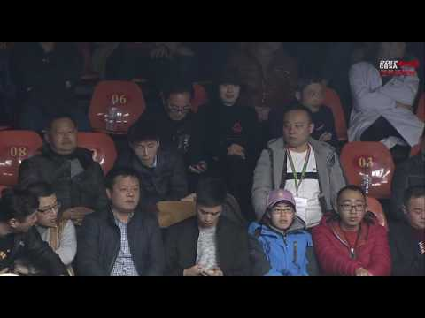 Yang Fan VS Chu Bingjie - Men Final - Session 1 - 2017 Chinese Billiards World Championship