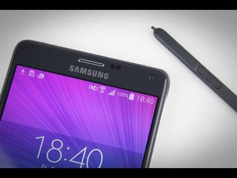 Samsung Galaxy Note 4 Full Review deutsch und ausführlich
