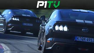 Ford Mustang GT Rennstreckentraining - Ford Performance Days Bilster Berg / P1TV