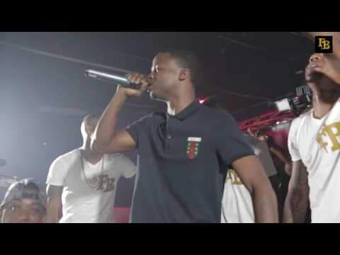 Mookie Mardi Gra & Yo Gotti Live (Full Blown Ent Launch Party)