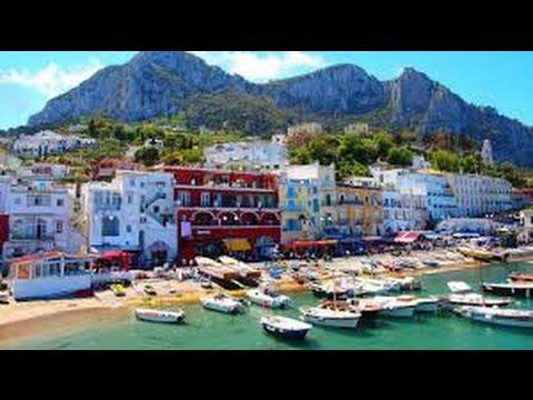 Travel Vlog: Isola di Capri, Day 1