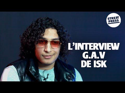 Youtube: L'interview G.A.V de ISK
