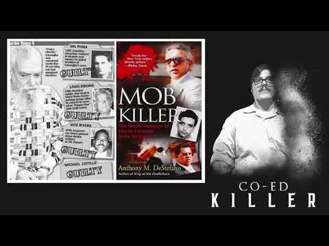 True Crime Real Stories - MOB KILLER : Charles Carneglia - Mafia Mobster, The Bloody Rampage