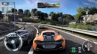 Gerçekçi Mclaren Turuncu Araba Yarışı Oyunu Project Cars 2 Pc Gameplay Fhd Youtube