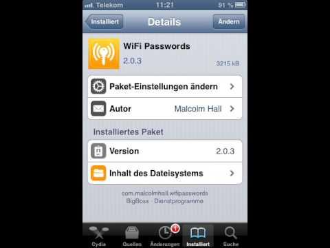 WLAN-Passwort auf der Fritzbox anzeigen