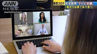 テレビ会議は疲れる、対面より集中力必要・・・分析様々(20/04/23)