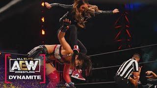 Dr. Britt Baker Attacks the AEW Women's World Champion Shida | AEW Dynamite, 5/19/21