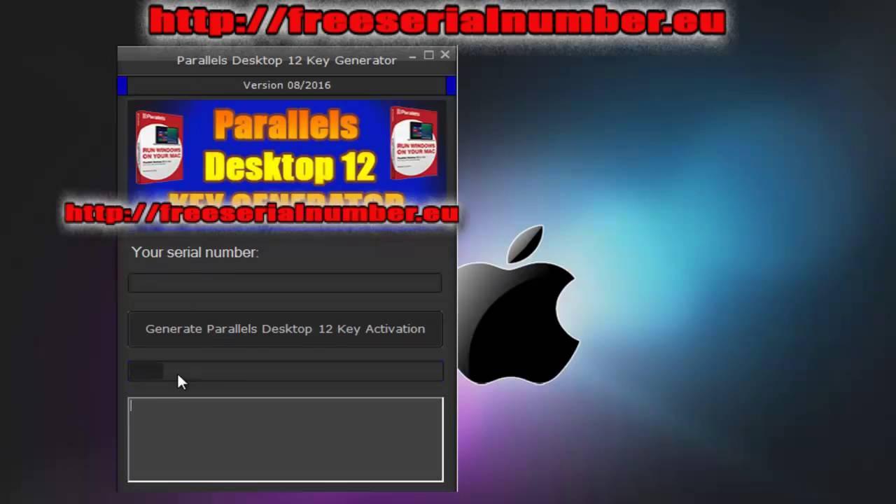 parallels desktop 10 activation key