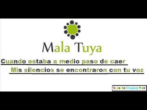 Mala Tuya-Creo En Ti cover- Karaoke Uruguay Free
